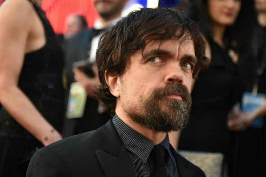 Game of Thrones actor Peter Dinklage said many folks are going out and buying huskies because of their similarities to 'direwolves' in the show.