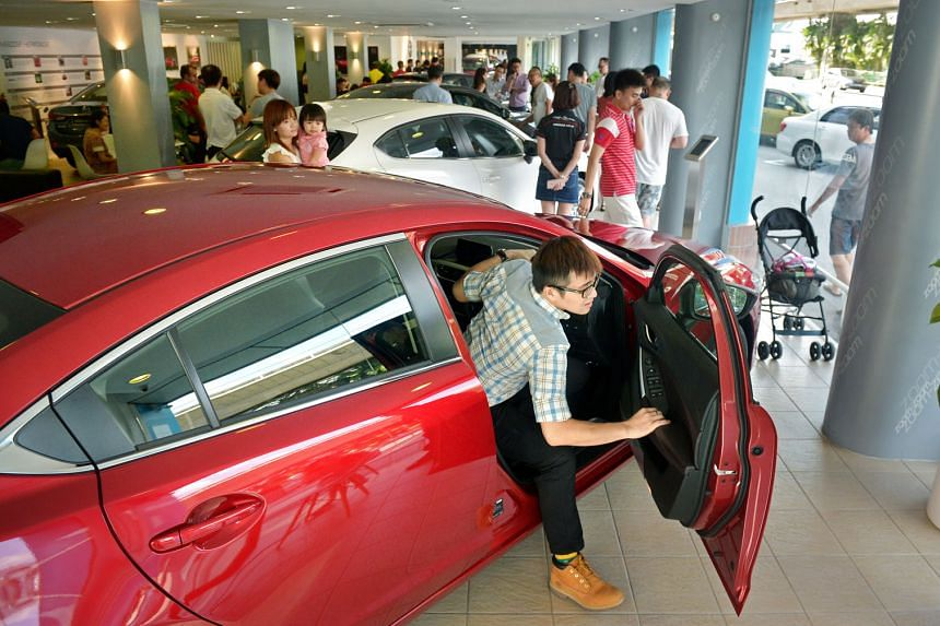 Singapore Vehicle Traders Association president Michael Lim said car buyers are unlikely to rush to showrooms, despite the expectation that prices will rise next month as the new emissions standards have been expected for sometime now.