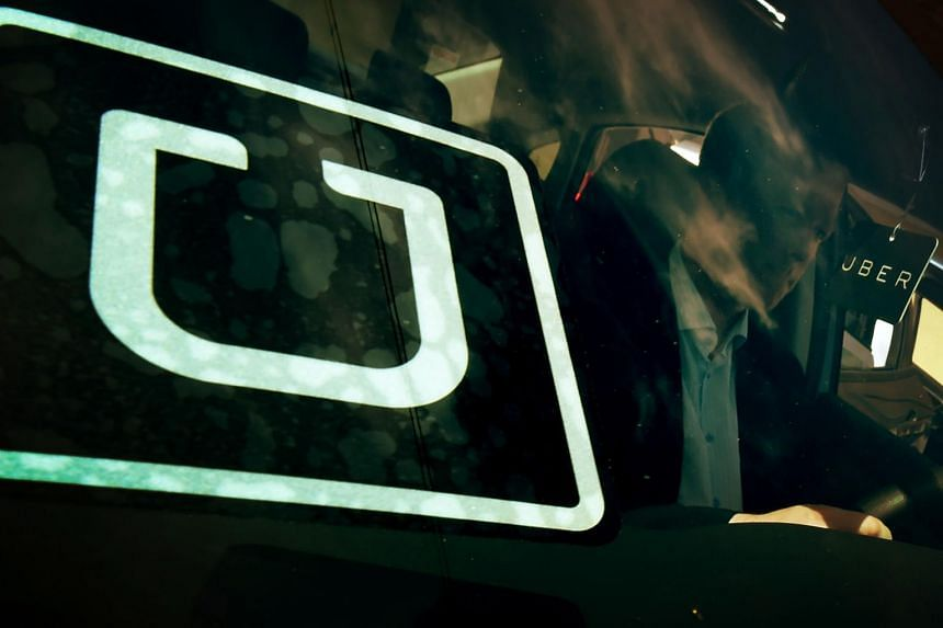 Uber Technologies is in exclusive talks to line up funding from four investors.