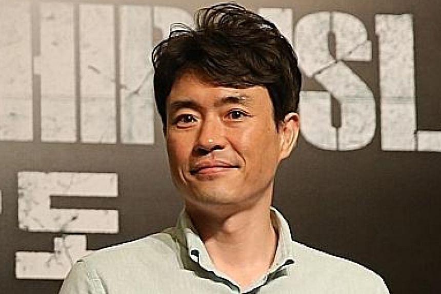 Ryoo Seung Wan.