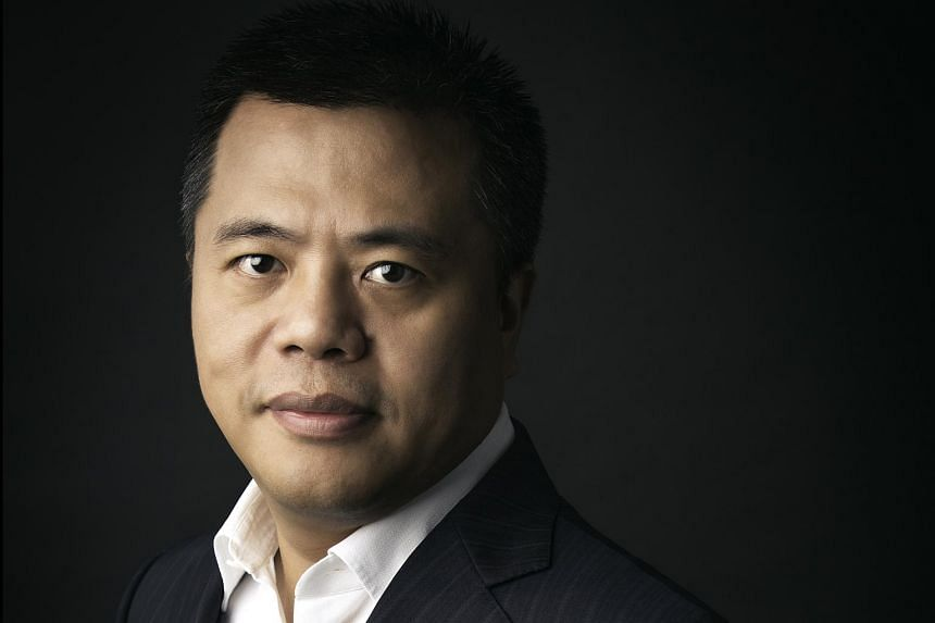 Mr Chen Tianqiao, the founder of game developer Shanda Interactive Entertainment, seen in a 2015 photo.