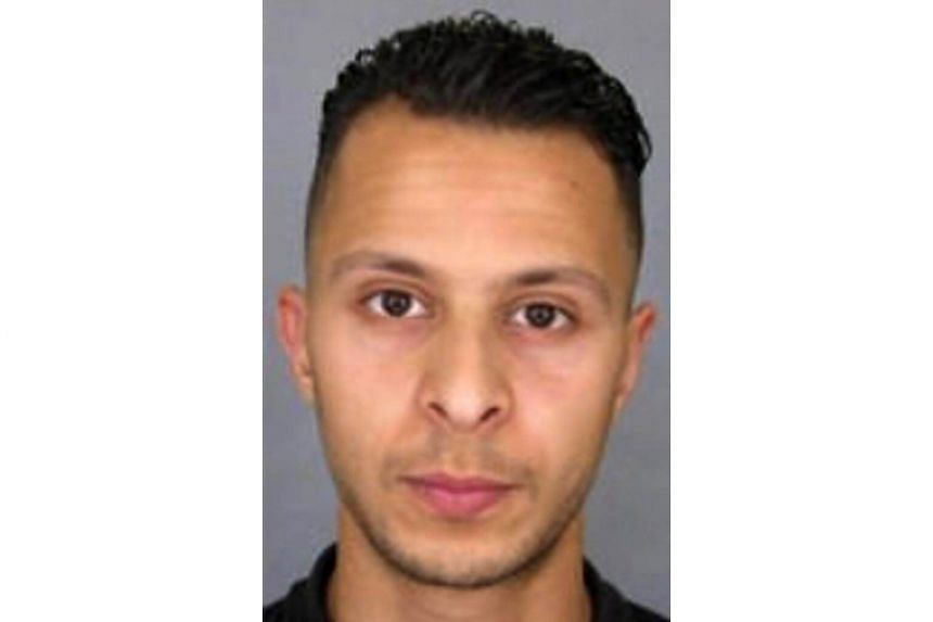 Salah Abdeslam, who is currently in jail in France, as seen in a photo released by the French police on Nov 15, 2015.