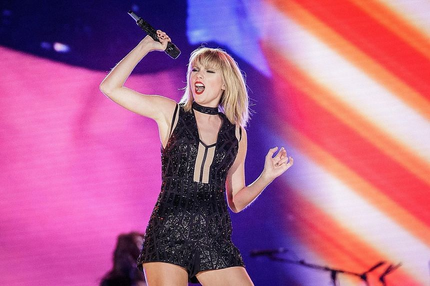 Taylor Swift won her court case against a DJ who groped her during a backstage meet-and-greet in 2013.