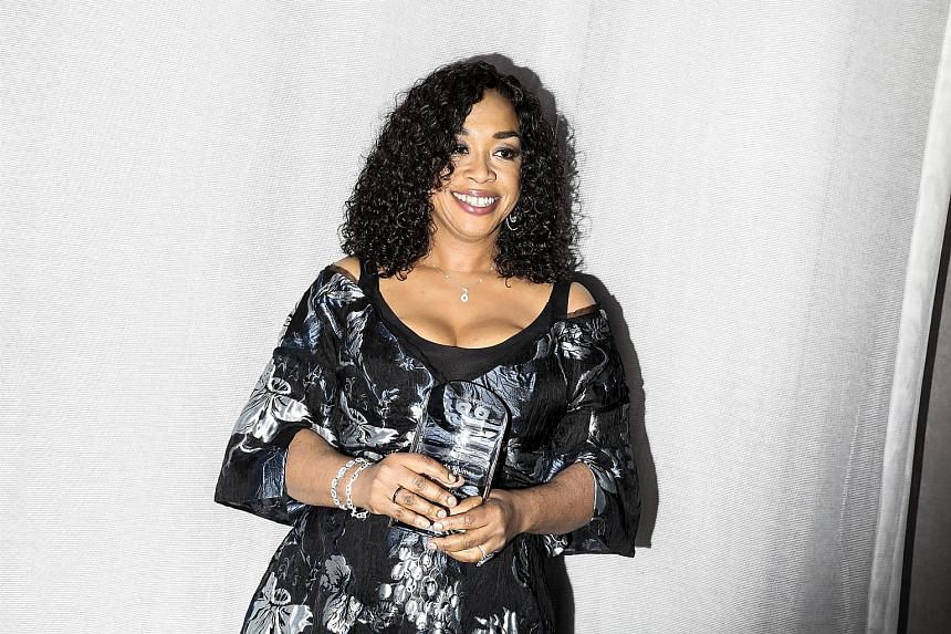Hitmakers such as (from far left) Shonda Rhimes, Ava Duvernay and David Letterman have joined streaming giant Netflix.