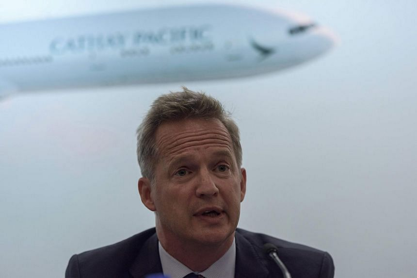 Cathay Pacific's chief executive Rupert Hogg has rejected suggestions to start a budget carrier. Instead, he plans to focus on better services such as new lounges in major airports, offering Wi-Fi on board planes, more dining options and self-check-i