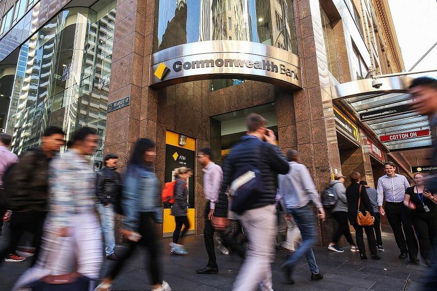 A branch of the Commonwealth Bank of Australia (CBA) in Sydney. The Australian government's announcement yesterday that it would strengthen money laundering laws comes just days after the Australian Transaction Reports and Analysis Centre accused CBA