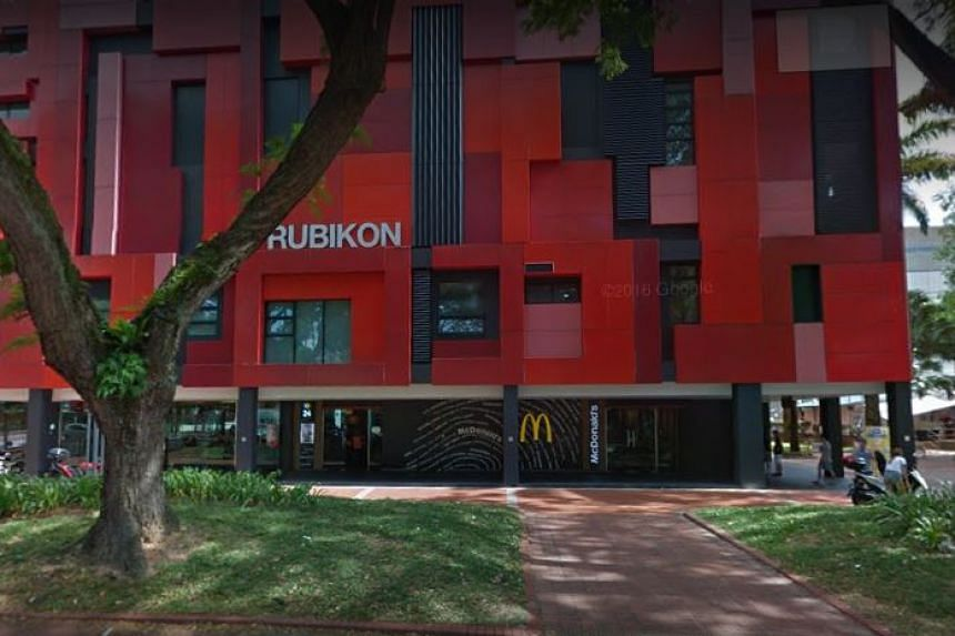 The alleged hit-and-run occurred outside this McDonald's outlet along Jalan Bukit Merah on Aug 17, 2017.