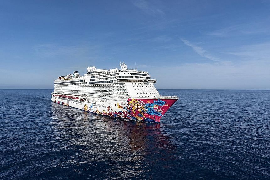 To grow the cruise business, Genting Group formed Genting Cruise Lines, which is a division of Genting Hong Kong that encompasses Star Cruises, Dream Cruises and Crystal Cruises. The core Asian cruise segment is said to be doing well, with sequential