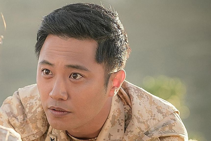 Canadian-Korean actor Peter Lee Jae Yoon often plays supporting roles in K-dramas which are not always sympathetic.