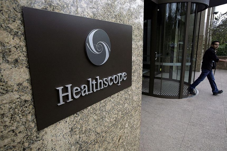 Healthscope, Australia's second-largest private hospital operator, said it was selling its standalone medical centre operations to focus on its core hospitals and international pathology operations.