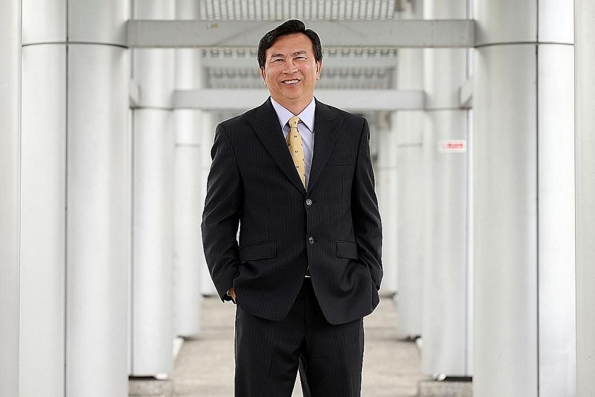 Maxi-Cash CEO Ng Leok Cheng hopes its new online payment and valuation services and its revamped e-store will provide a strong platform for expansion overseas.