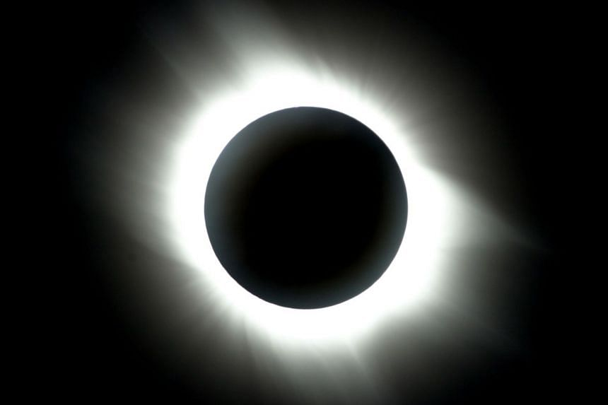 A 2006 image shows a full solar eclipse from Antalya, Turkey.