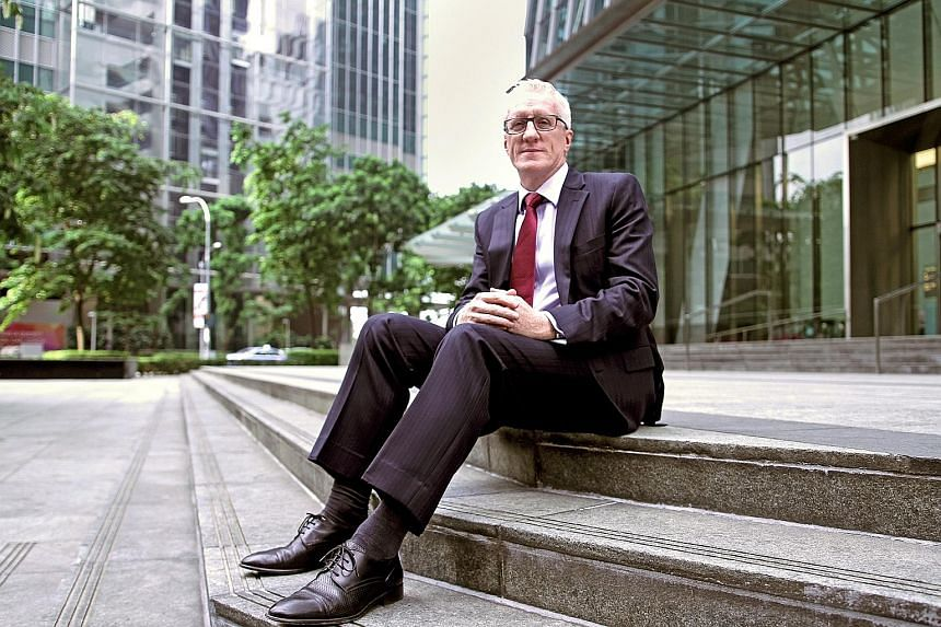 Be disciplined and manage your risk, says Mr Ashley Perrott, head of Pan Asia Fixed Income at UBS Asset Management. If you don't understand it, don't invest in it, he cautions.