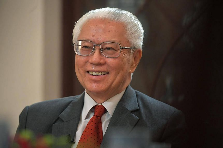 President Tony Tan Keng Yam urged more Singaporeans with good ideas to start businesses that also help the community.