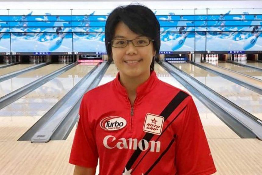 Singapore's stranglehold of the SEA Games women's singles bowling title continued as Cherie Tan captured the gold medal on Sunday (Aug 20) in Malaysia.