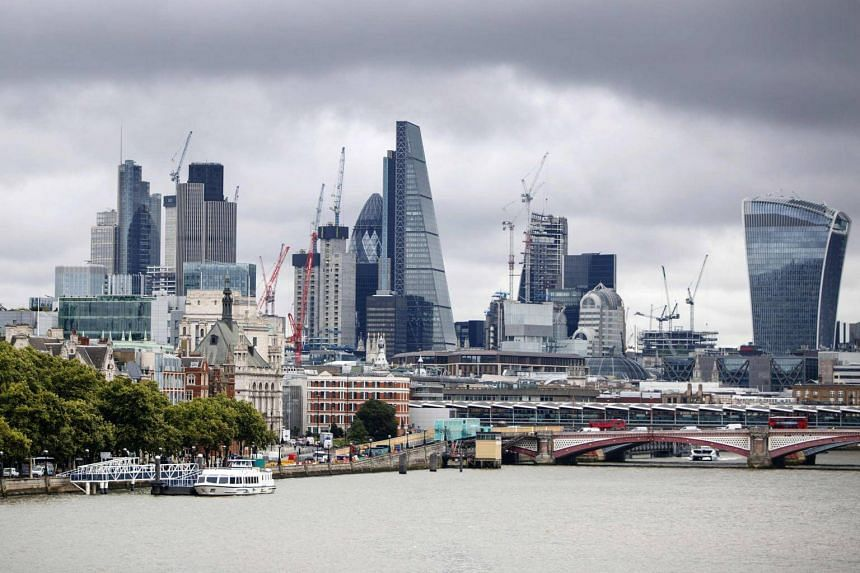 """London's skyline includes skyscrapers with unusually shaped silhouettes, such as the Leadenhall Building, nicknamed the """"Cheesegrater"""", and 20, Fenchurch Street, commonly called the """"Walkie-Talkie"""" building."""