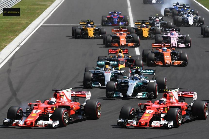 Formula One has announced a new eSports series that will run from September to November.