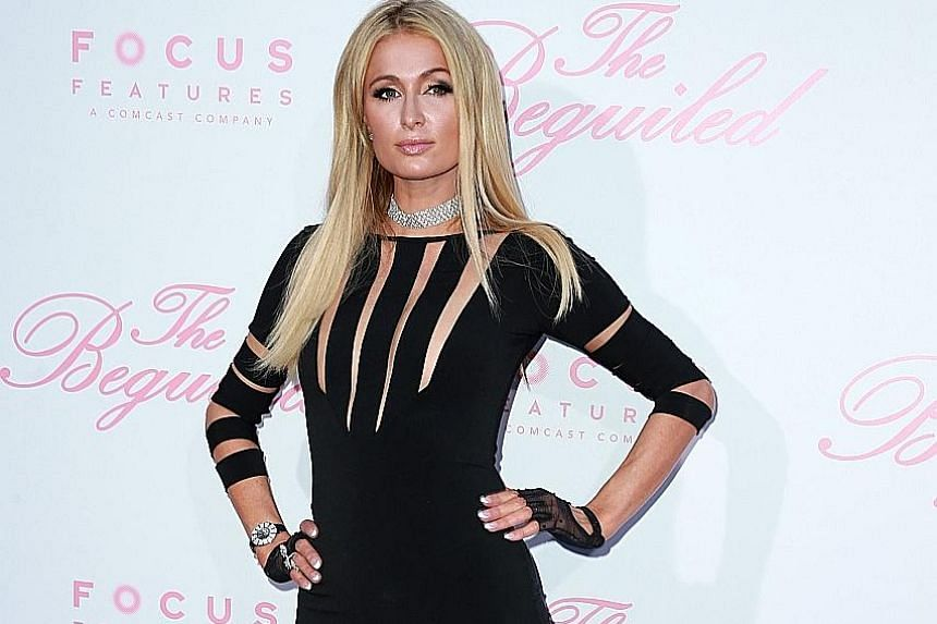 Paris Hilton says she was humiliated and depressed after her former boyfriend, Rick Salomon, released a tape of the two of them having sex in 2003.