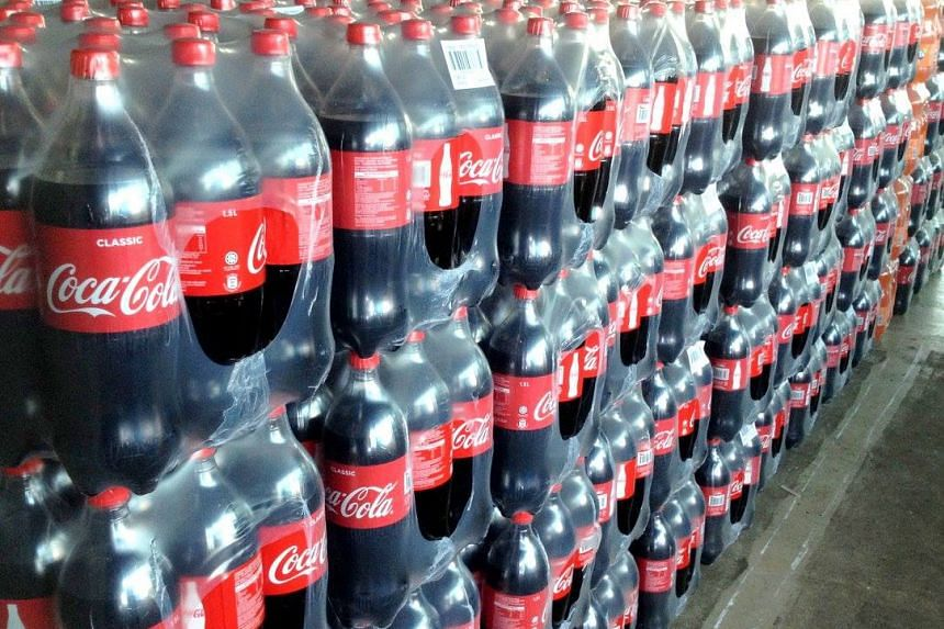 Scootz had order 240 bottles of Coke, but was saddled with 2,400 bottles instead after a miscommunication.