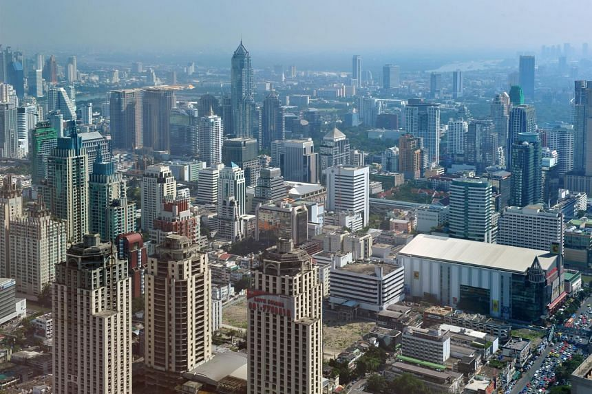 Tourism and exports boosted Thailand's economy in the second quarter.