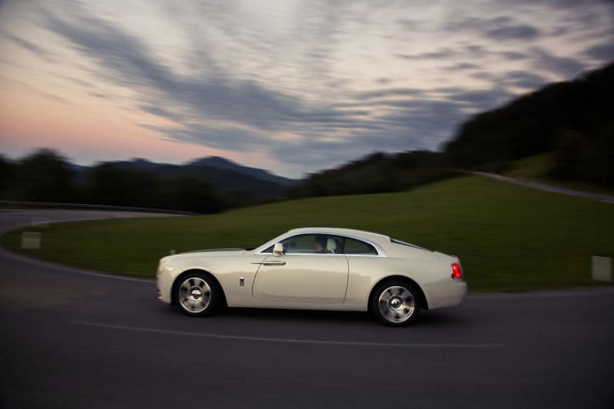 rolls-royce is the car that pops up most often in hit songs