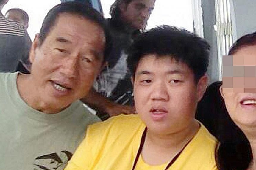 Mr Tang Soh Ha and his daughter Tang Hui Yee. On Sunday, Mr Tang was found dead at the foot of his block, while Ms Tang was found dead in their flat, with stab wounds on her body, including the neck.
