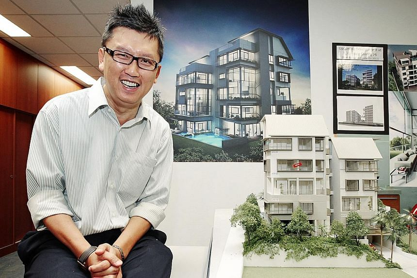 Tee International CEO Phua Chian Kin, together with his family members, controls 60.04 per cent of the property and engineering group. His offer to buy out shareholders at 21.5 cents a share had been assessed by financial adviser Provenance Capital t