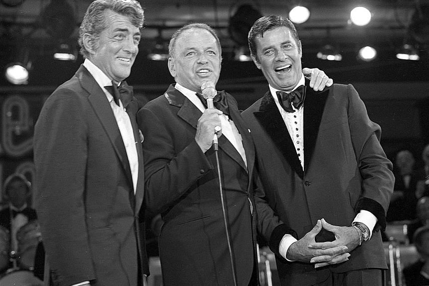 Jerry Lewis (above right) made more than 50 films, including The Nutty Professor (with Stella Stevens), as well as countless club and television appearances. He made 16 films with Dean Martin (above left) before they broke up as a duo. They did not speak