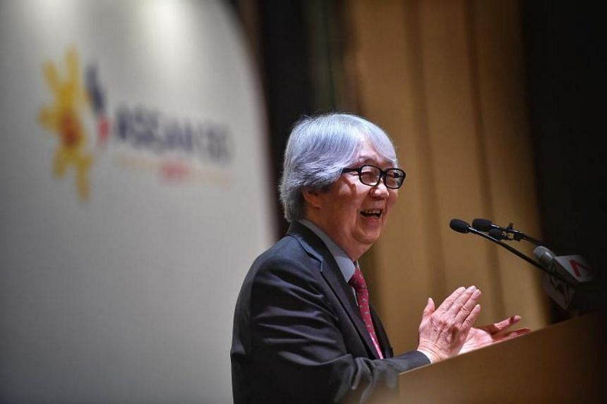 Professor Tommy Koh cautioned that Asean should not be seen by our people as an elitist organisation serving the interests of the urban elite and of big businesses.