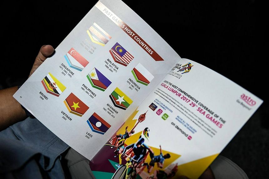 Malaysia's SEA Games organisers wrongly printed the Indonesian flag upside down in a souvenir magazine, prompting a scathing response from the team and anger on social media.