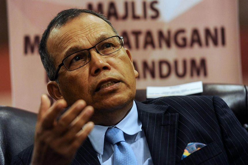 Malaysia's Chief Justice Raus Sharif.