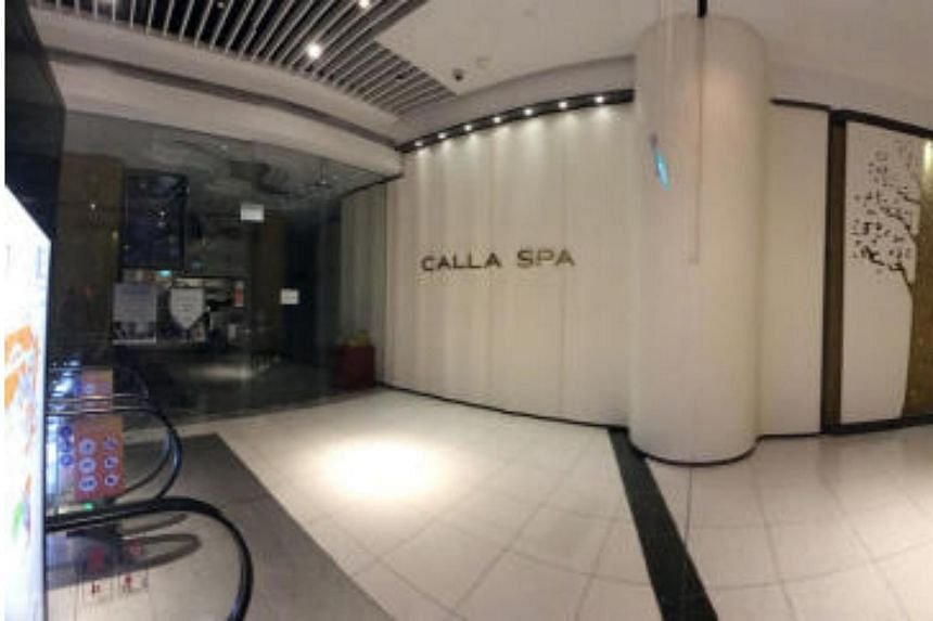 As of Friday (Aug 18), the Consumers Association of Singapore (Case) had received five complaints from customers about Calla Spa's sudden closure.