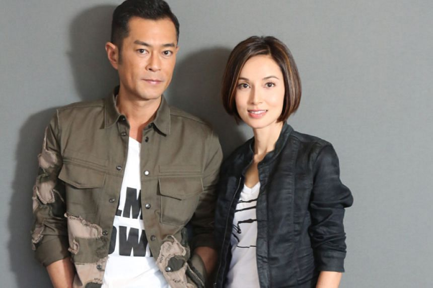 Hong Kong star Louis Koo and Singaporean actress Michelle Saram will play a couple in Paradox, the third movie in the Sha Po Lang action series.