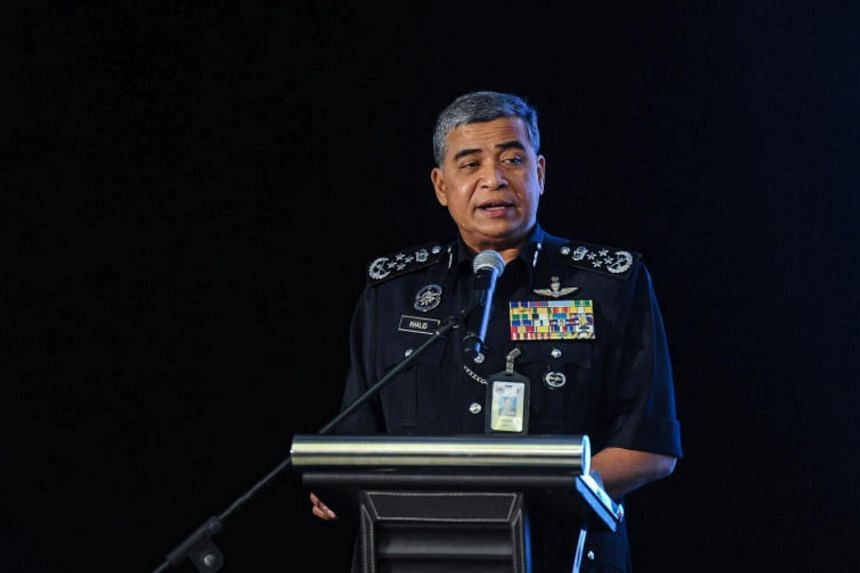 Malaysia's police chief Khalid Abu Bakar will retire in September.