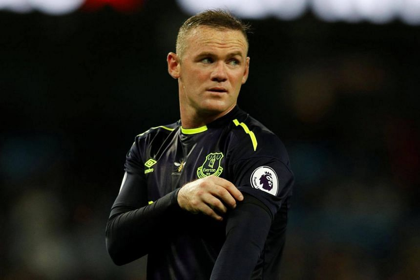 Everton's Wayne Rooney announced on Wednesday (Aug 23) that he was retiring from international football with immediate effect.