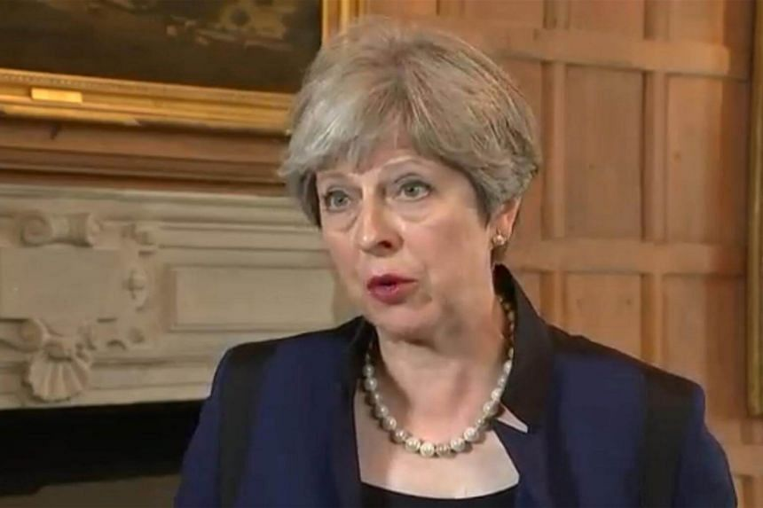 """Prime Minister Theresa May's her government will say in a position paper on Wednesday (Aug 23) that it's now seeking to bypass just the body's """"direct jurisdiction""""."""