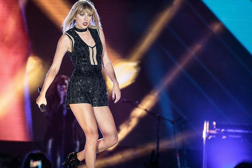 Taylor Swift broke her silence on Monday by releasing a 10-second video.
