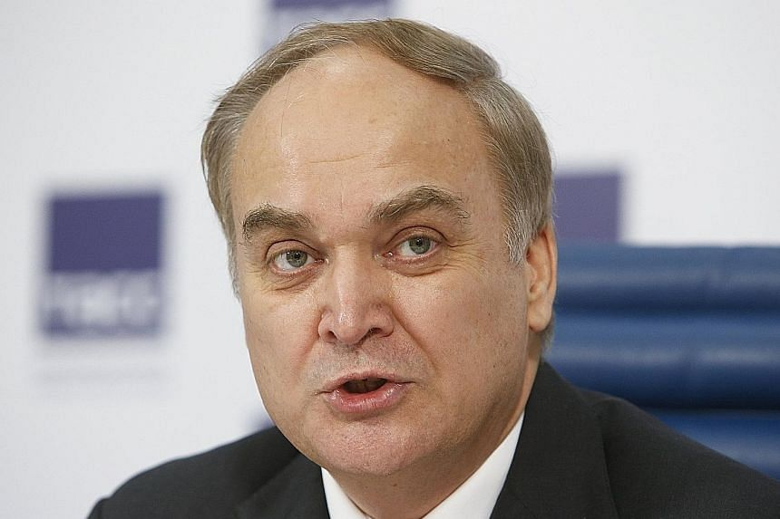 Mr Anatoly Antonov has been described as a hardliner regarding ties with the US, but also a realist.