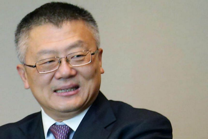 Professor Huang Jing and his wife will have to leave Singapore within a stipulated grace period.