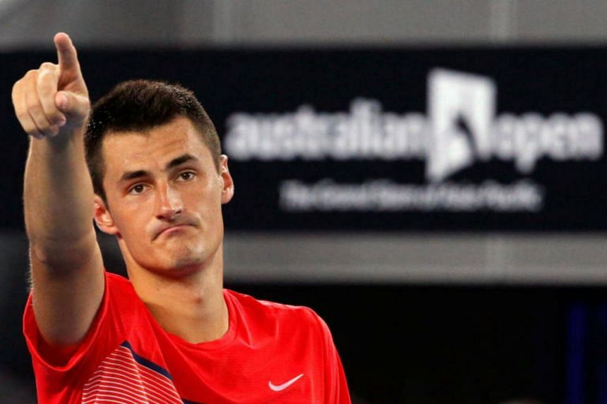 """Bernard Tomic has not played since Wimbledon where he caused an uproar by declaring himself """"bored"""" with the game after a listless first-round defeat to Mischa Zverev."""