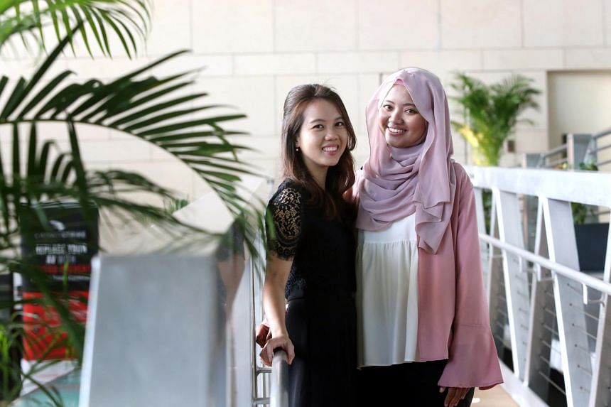 Ms Deborah Yap, 29, an advertising account manager and Ms Amira Rahmat, 24, a tutor, are the first two Singaporeans to be granted the work and holiday visa in collaboration with Australia.