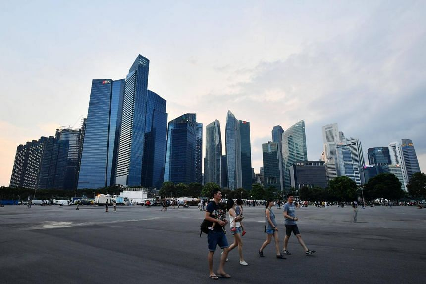 The Association of Banks in Singapore said the large-scale, industry-wide exercise, code-named Exercise Raffles, was the fifth to have been pulled off so far.