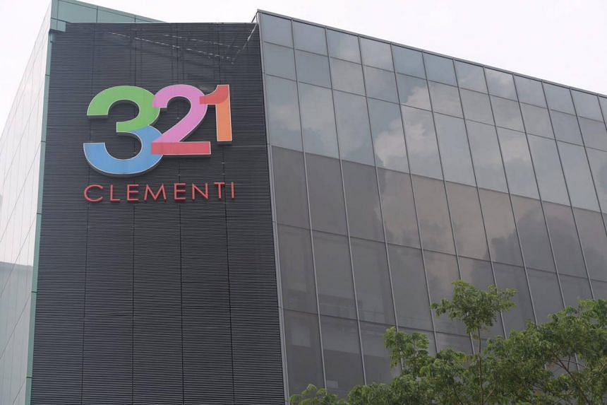 321 Clementi is one of the buildings with combustible external cladding.
