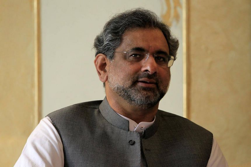 """Pakistan Prime Minister Shahid Khaqan Abbasi has not responded yet to Mr Trump's remarks on Pakistan harbouring """"agents of chaos"""" and providing safe havens to militant groups waging an insurgency against a US-backed government in Kabul."""