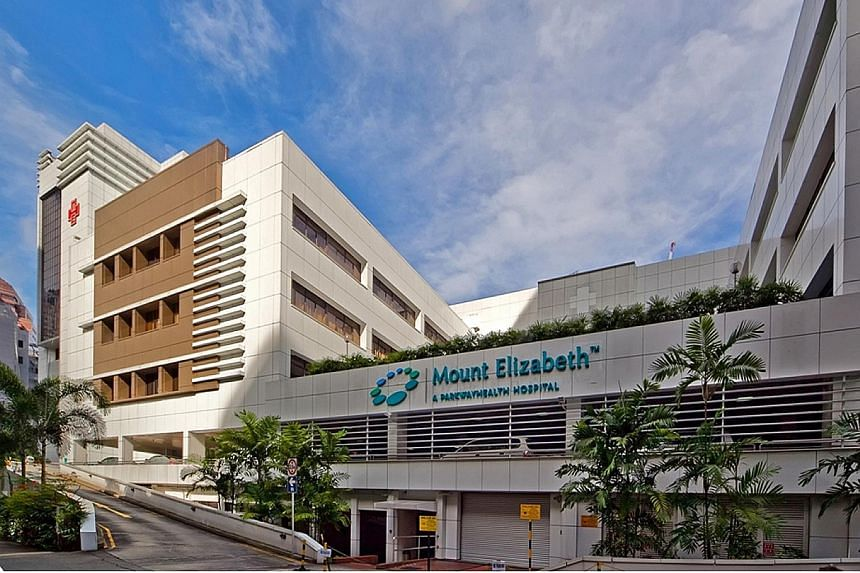 Mount Elizabeth Hospital in Orchard Road is owned by Parkway Pantai, IHH Healthcare's largest operating unit. Parkway Pantai reported a 14 per cent year-on-year rise in revenue to RM1.7 billion (S$540 million).