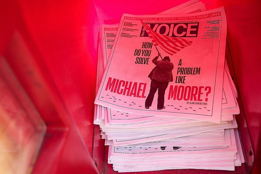 After nearly 62 years, The Village Voice will continue as an online-only publication.
