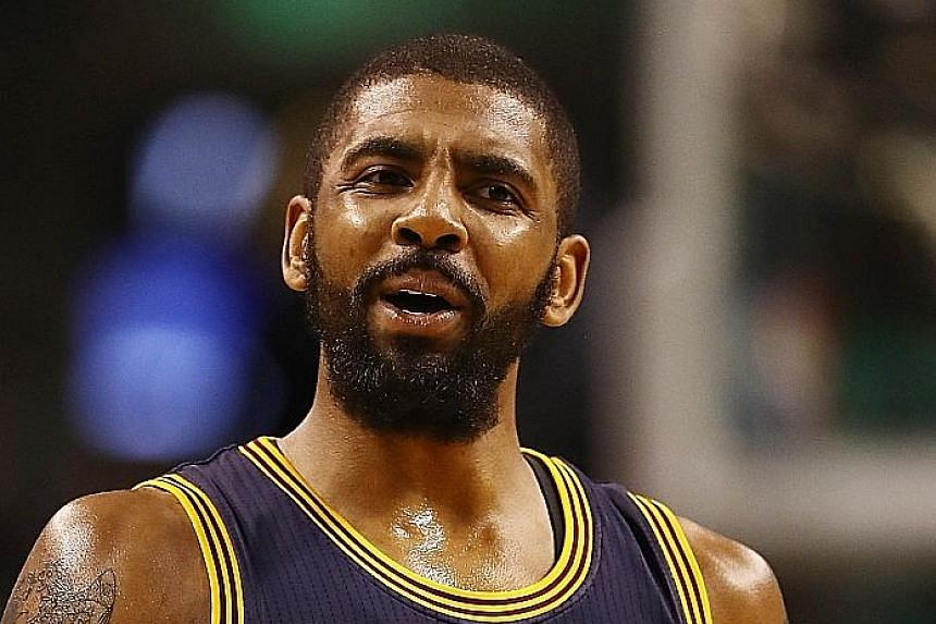 Cavaliers star Kyrie Irving has got the move he wanted and will play for the Boston Celtics.
