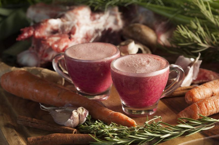 This bone broth from Bellingham, Washington's Cauldron Broths contains notes of beets and dill. Some claim it may also posses healing powers.