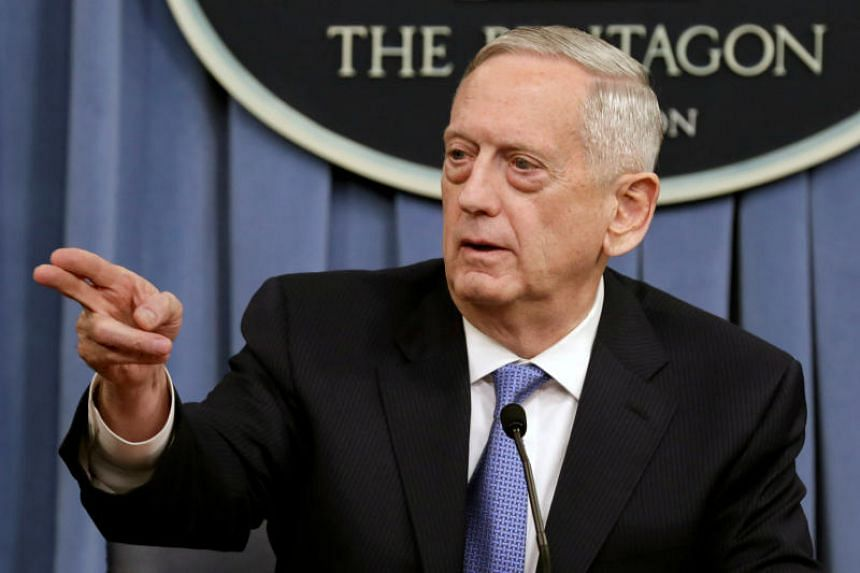 US Defence Secretary James Mattis said Russia has not abided by the Minsk ceasefire agreement meant to end separatist violence in eastern Ukraine.