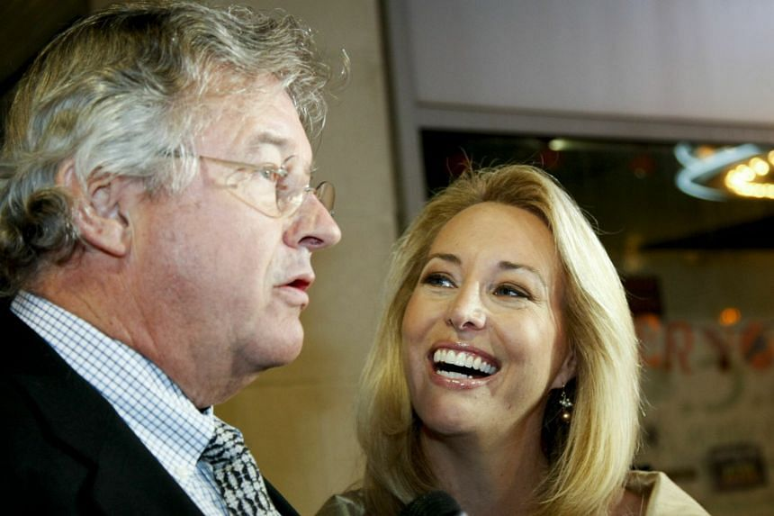 A 2010 file photo featuring Valerie Plame-Wilson (right).